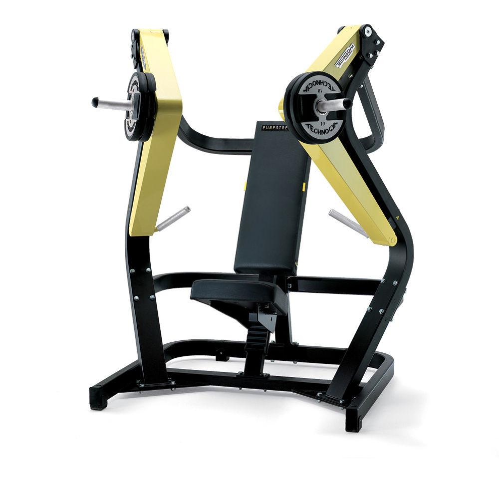 Pure Strength Wide Chest Press Machine