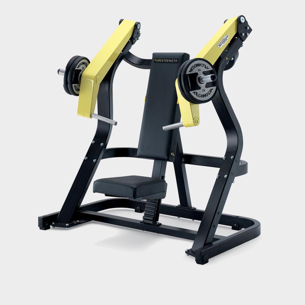 Pure Strength Incline Chest Press Machine
