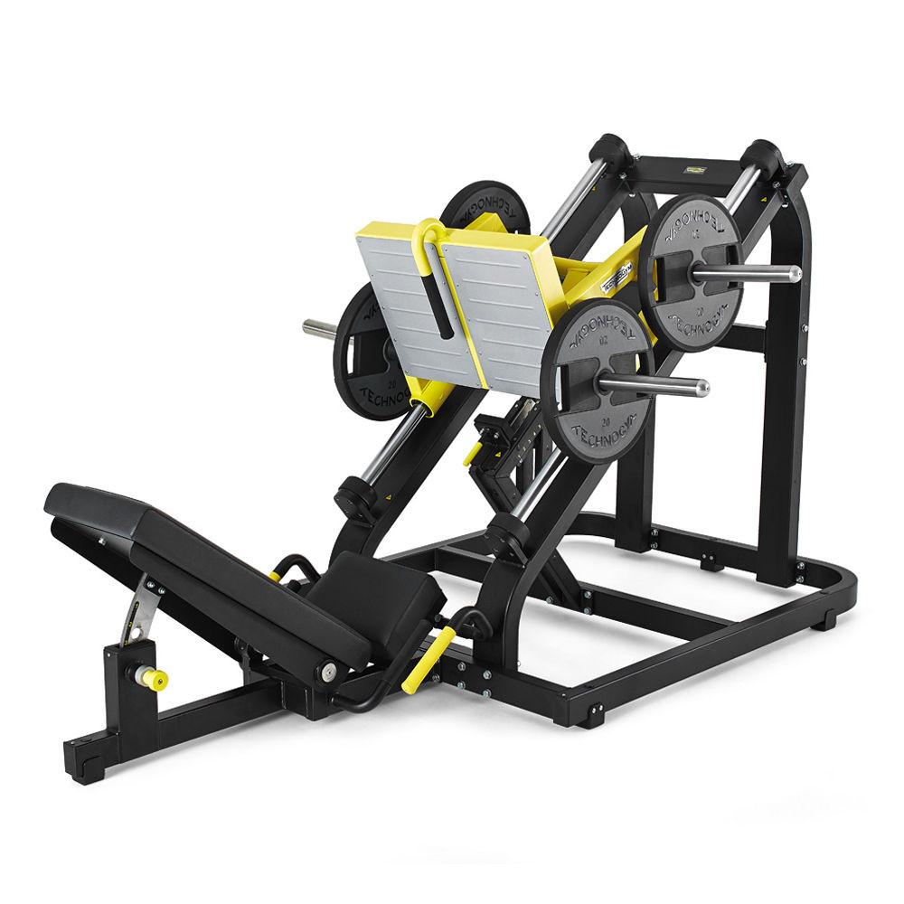 Pure Strength Linear Leg Press Machine